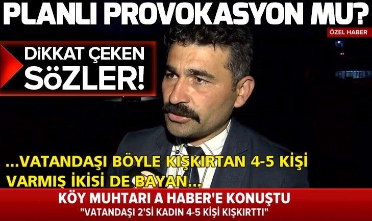 Kemal Kılıçdaroğlu'na saldırı planlı provokasyon mu?