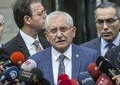 YSK Başkanı Güven açıkladı: Soruşturma başlatıldı