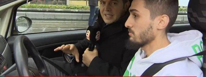 Taksiye bindi 'Seni vuracağım' dedi! İstanbul'da akılalmaz olay