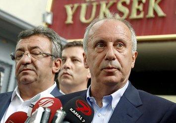 Muharrem İnce'nin oy kullandığı sandıkta Erdoğan kazandı