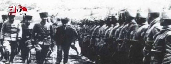 Atatürk'ün bizzat yönettiği savaş