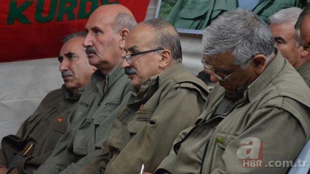 KÖŞEYE SIKIŞAN PKK ELEBAŞLARININ YENİ TALİMATI