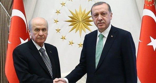 SON ANKETTE 'CUMHUR İTTİFAKI'NIN OY ORANI BELLİ OLDU!