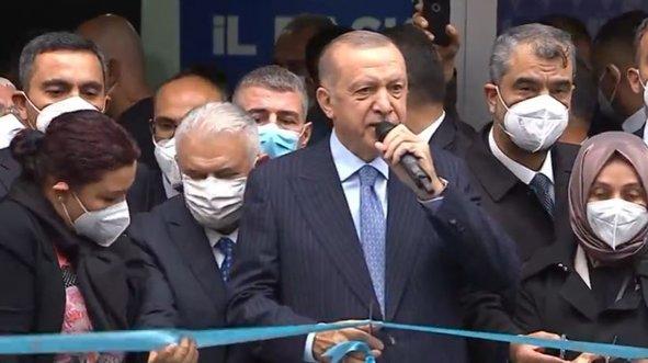 AK Parti Kırşehir İl Başkanlığı binası açıldı