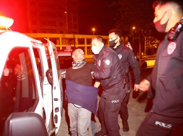 Adana'da hareketli anlar! Polis suçüstü yakaladı