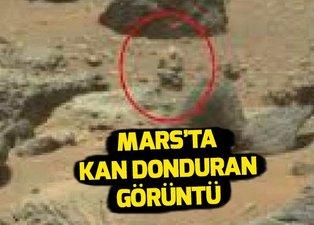 Mars'tan gelen fotoğraflar kan dondurdu!
