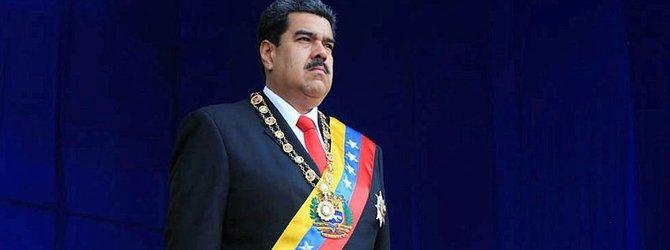 Maduro'yu devirmek için darbe girişimi