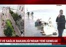 İstanbullular evde kal çağrısına uyuyor mu? İşte Pazar sabahı Arnavutköy sahilinden görüntüler |Video