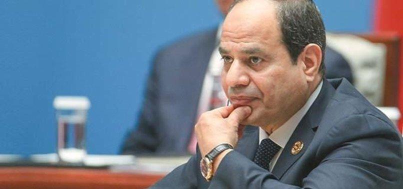 MISIR'DA SİSİ'YE KARŞI 'HAYIR' ÇAĞRISI