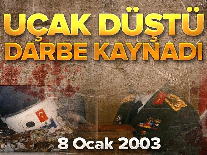 İLK MUHTIRAYI 8 OCAK 2003'TE ALDIK
