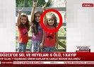 Düzce'de selde kaybolan Sinem Kaplan'dan acı haber | Video