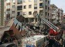 İstanbul Bahçelievler'de 7 katlı bina çöktü! Belediye Başkanı Hakan Bahadır A Haber'e konuştu |Video