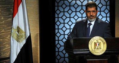İran'dan Mursi'nin vefatına ilişkin taziye mesajı