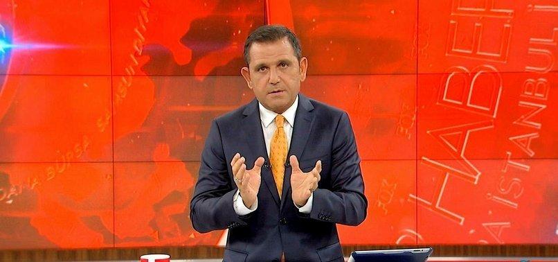 Hıncal Uluç'tan FOX TV sunucusu Fatih Portakal'a sert tepki!