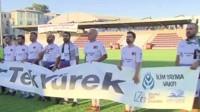 Kudüs-İstanbul dostluk maçı