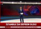 Son dakika: İstanbul deprem! Son depremin şiddeti/büyüklüğü kaç |Video