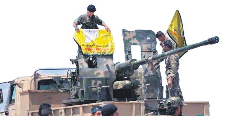 YPG TERÖRÜNE KARŞI TÜRKİYE'NİN YANINDAYIZ