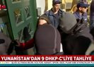 Son dakika: Yunanistan'da Başkan Erdoğan'a saldırı davasında karar | Video