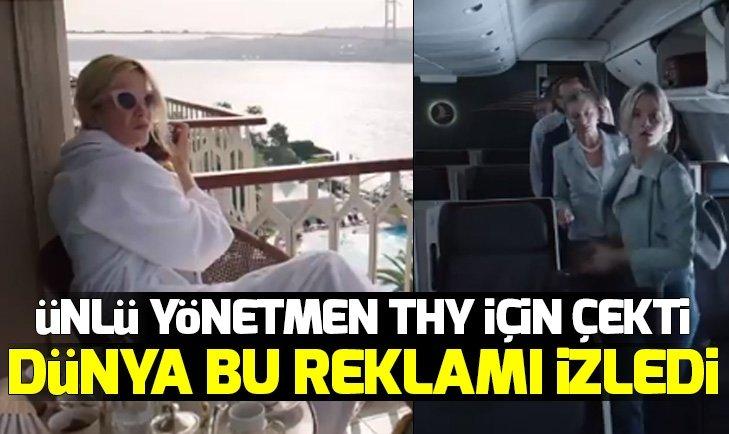 THY'NİN YENİ REKLAM FİLMİ SUPER BOWL'DA YAYINLANDI