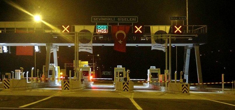 KISMEN AÇILDI! 'BAYRAM'DA TRAFİĞE NEFES ALDIRACAK