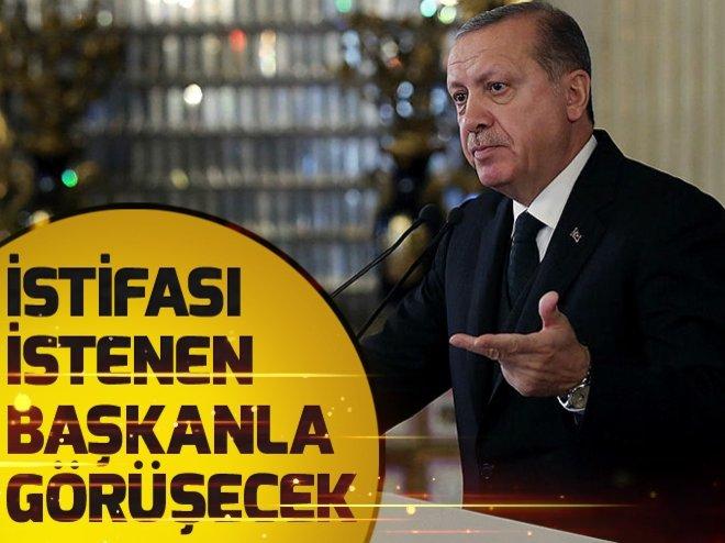 Cumhurbaşkanı Erdoğan, Melih Gökçek ile görüşecek