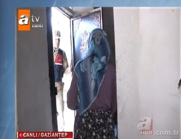 Jandarma Zeynep Ergül'ü Müge Anlı canlı yayınında gözaltına aldı
