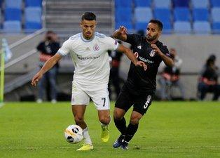 Beşiktaş'a Slovakya'da soğuk duş! Slovan Bratislava 4-2 Beşiktaş