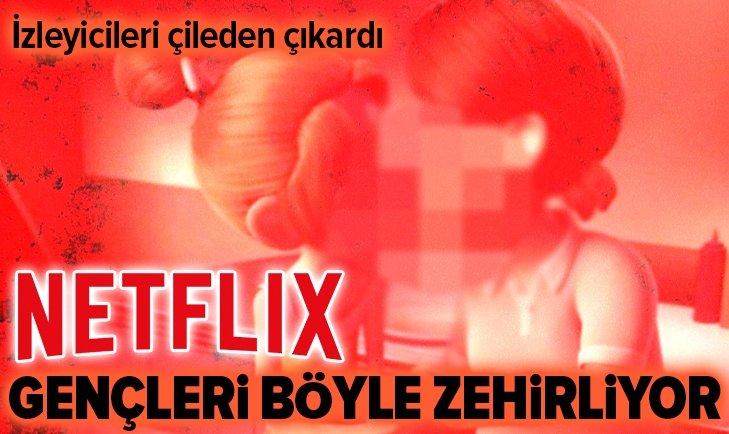 NETFLIX GENÇLERİ BÖYLE ZEHİRLİYOR!