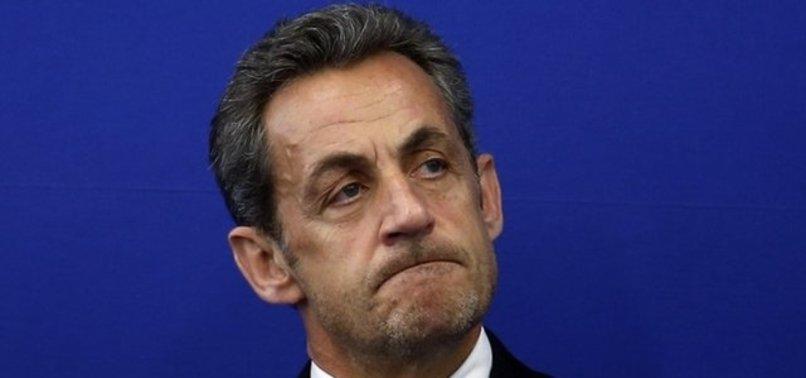 Son dakika: Eski Fransa Cumhurbaşkanı Nicolas Sarkozy'e hapis cezası