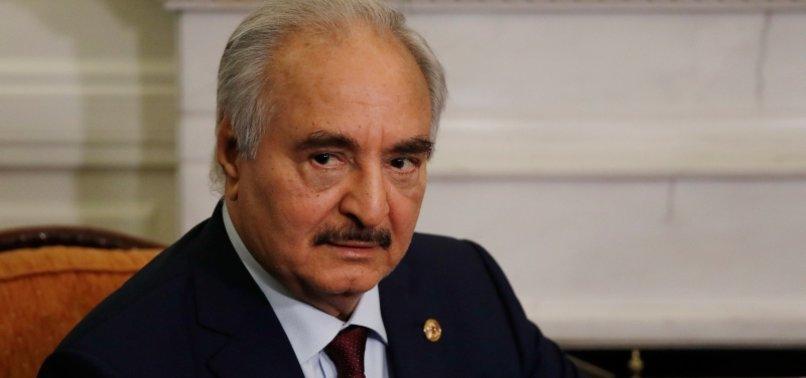 Son dakika: Libya'da darbeci Hafter'e şok! Hafter yanlısı sözde hükümet istifa etti
