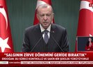 Son dakika: Başkan Erdoğandan koronavirüs açıklaması: Salgının zirve dönemini geride bıraktık
