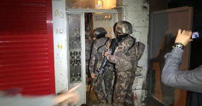 İstanbul'da DHKP-C'ye gece yarısı operasyonu: Çok sayıda gözaltı var