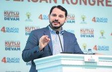 Bakan Berat Albayrak: Yedi düvele karşı mücadele veriyoruz