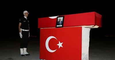 Prof. Dr. Ahmet Haluk Dursun'un cenazesi İstanbul'a getirildi