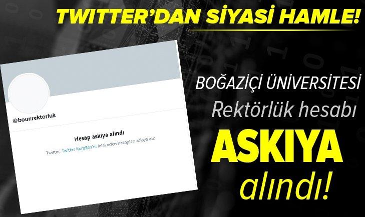 Twitter'dan Boğaziçi hamlesi!