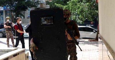 Zehir tacirlerine dev operasyon! 600 polis katıldı