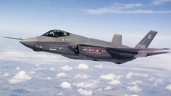 F-35'lerle ilgili flaş gelişme! Canlı yayında açıkladı