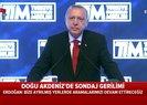 Başkan Erdoğan'dan Doğu Akdeniz mesajı: Avucunuzu yalarsınız |Video