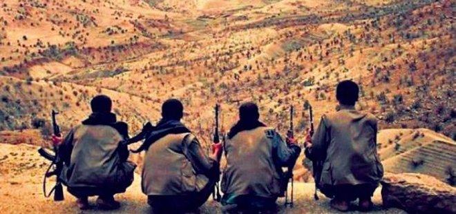 PKK'DAN KAÇAN KAÇANA