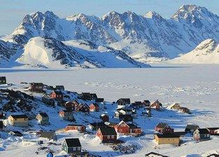 Grönland Adası nerede? Grönland kimin, nereye bağlı?