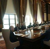 Başkan Erdoğan Kulüpler Birliği üyelerini kabul etti