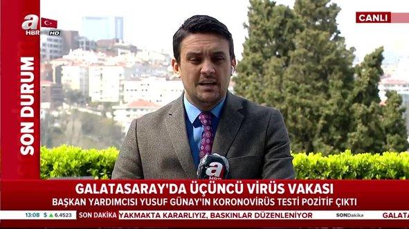 Galatasaray'a bir corona virüs şoku daha!