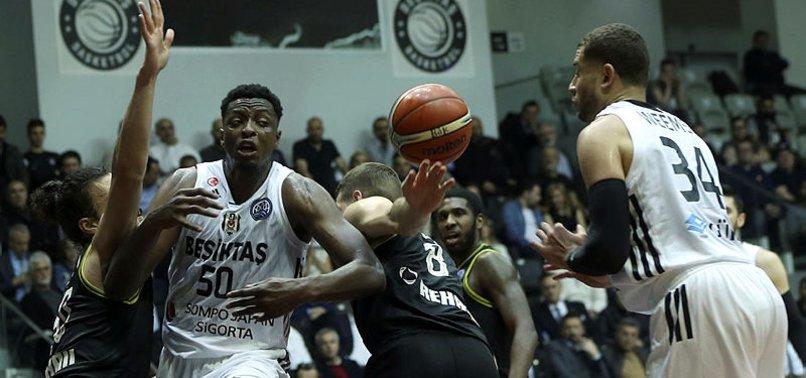 Beşiktaş Sompo Japan FIBA Şampiyonlar Ligi'ne veda etti