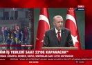 Başkan Erdoğandan İzmir depremi ve koronavirüs tedbirleri açıklaması