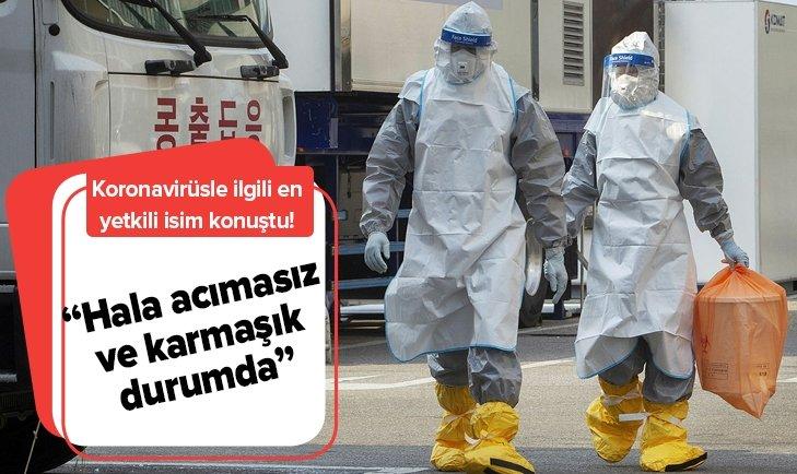 ÇİN DEVLET BAŞKANI'NDAN KORONAVİRÜS AÇIKLAMASI!
