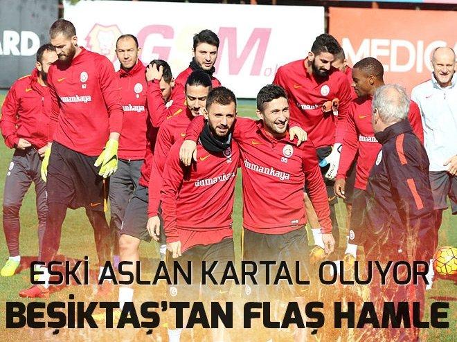 Beşiktaş, eski Aslan ile anlaştı