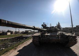 Son dakika: Ilımlı muhalifler, İdlib'in stratejik önemdeki Serakib ilçesini ele geçirdi!