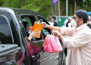 ABD'deki Müslümanlardan dikkat çeken kutlama! Ülkede büyük yankı uyandırdı