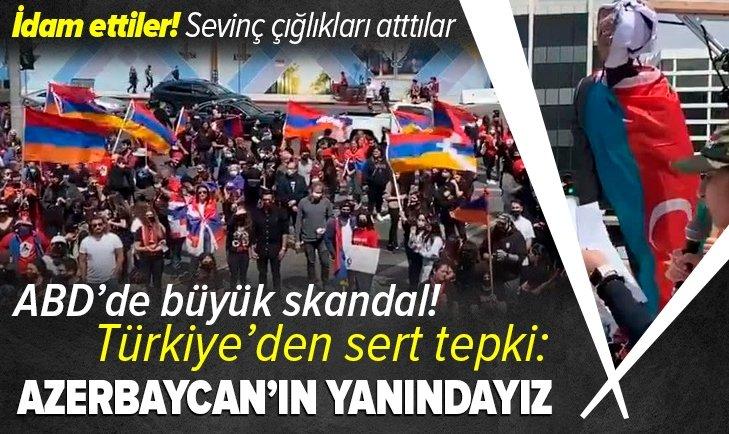 Son dakika: ABD'de skandal gösteri: İletişim Başkanı Fahrettin Altun'dan sert tepki: Alınan karar cesaretlendirdi! Azerbaycan'ın yanındayız