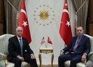 Başkan Erdoğan-Pence görüşmesi sona erdi